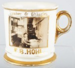 Photographic Lumber Co Shaving Mug