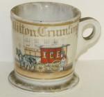 Ice Wagon Shaving Mug
