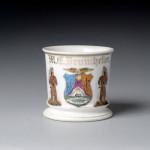 Order of Redmen Shaving Mug