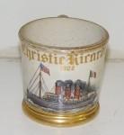 Steam Ship Shaving Mug