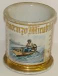 Rower Shaving Mug