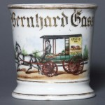 Fruit Wagon Shaving Mug