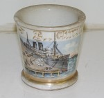 Steamship Shaving Mug