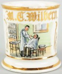Dentist Shaving Mug