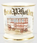 Lunch Wagon Shaving Mug