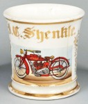 Indian Motorcycle Shaving Mug