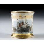 Steamship / Oceanliner Shaving Mug