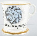 Diamond Cutter Shaving Mug