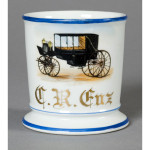 Carriage Maker Shaving Mug