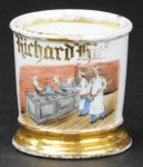 Chef Shaving Mug