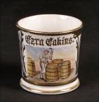 Barrels Shaving Mug