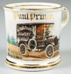 Bakery Truck Shaving Mug
