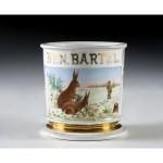 Rabbit Shaving Mug