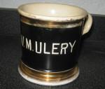 Personalized Shaving Mug