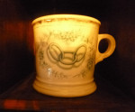 Odd Fellows Shaving Mug