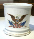 Patriotic Shaving Mug