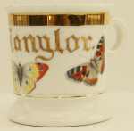 Butterfly Shaving Mug